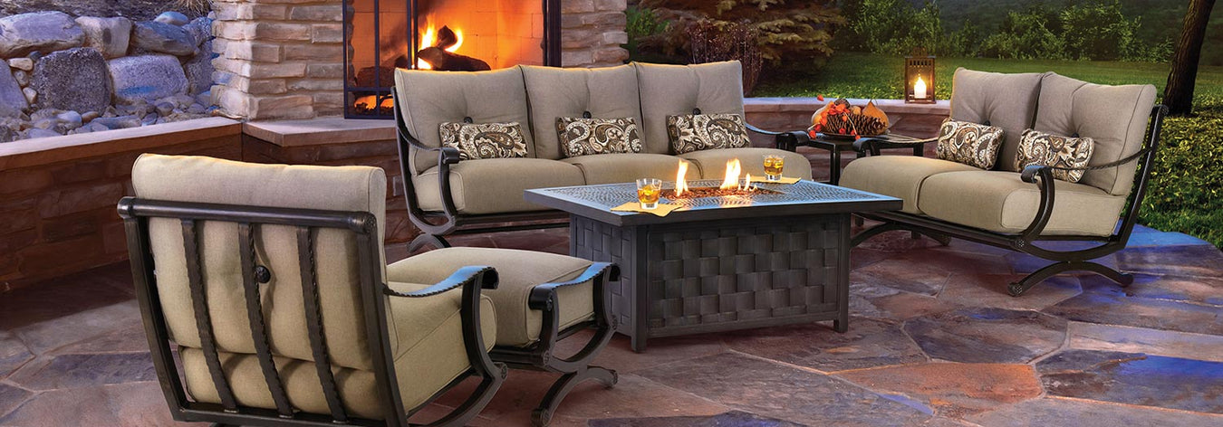 Chattanooga Patio Furniture Store Banner