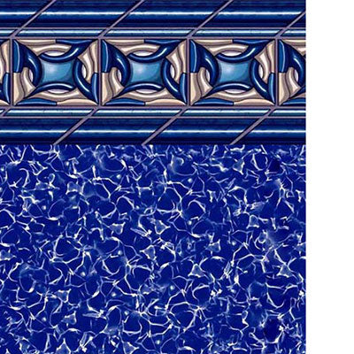 "Pacific Diamond 54"" Uni Bead Above Ground Pool Liner   Pacific Diamond 54"" Uni Bead Above Ground Pool Liner"
