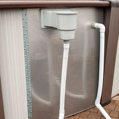 """Rust-Proof, Marine-Grade Stainless Steel Service Panel"""
