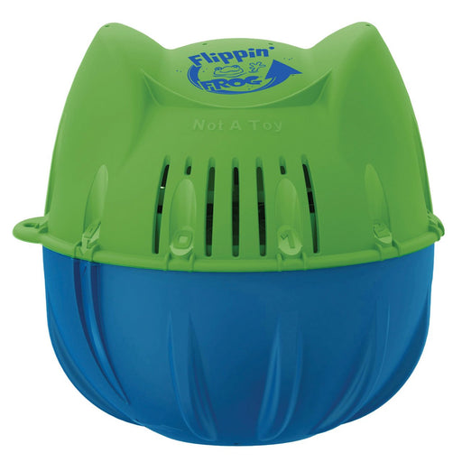 Flippin' Frog Floating Mineral and Chlorine Cartridge Pool Sanitizing System