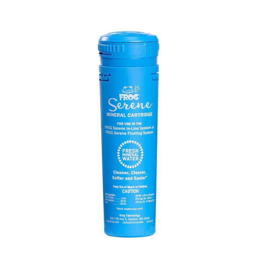 Spa Frog In-Line Or Floating Mineral Replacement Cartridge