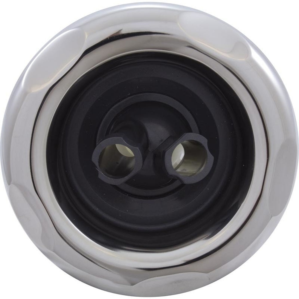 "Artesian Spas Jet Typhoon Double Roto 5"" Face (SS)"