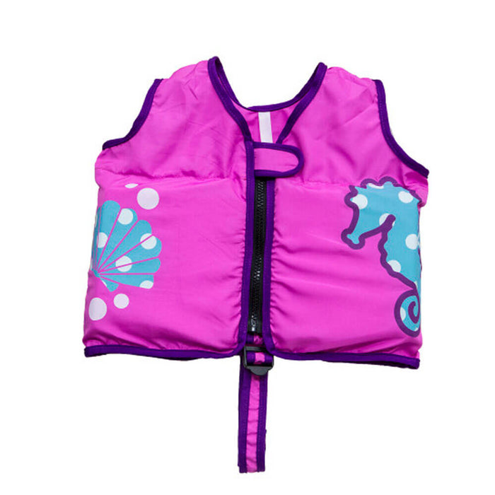 Children Buoyancy Trainer Swim Vest for Toddlers Kids Floaties
