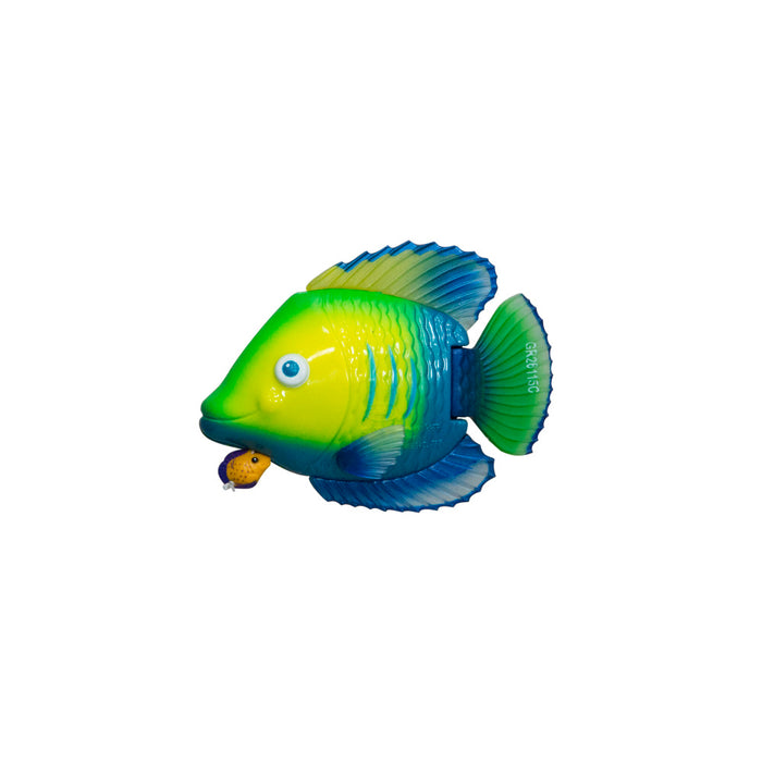 Rainbow Reef Guppies Pull-String Water Toy