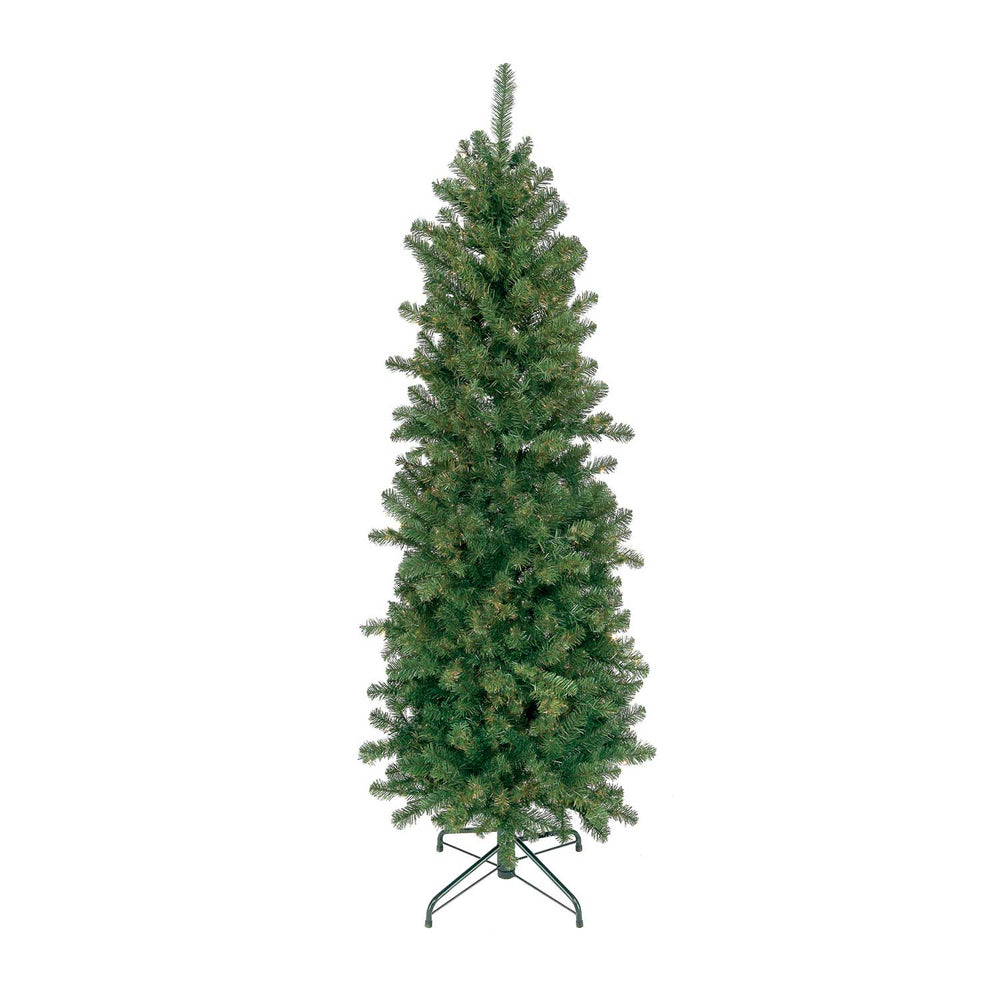 Valley Pencil Pine 6' Permanent Christmas Tree (Unlit)