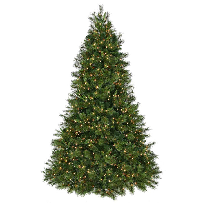 Brussels 10' Pre-Lit Permanent Christmas Tree (1,400 CL) by Regency Trees - 247L
