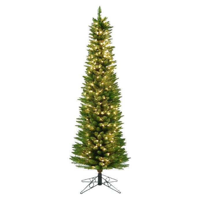 Whippet Pine 7' Pre-Lit  Permanent Christmas Tree (300 CL) by Santa'S Own - 267L