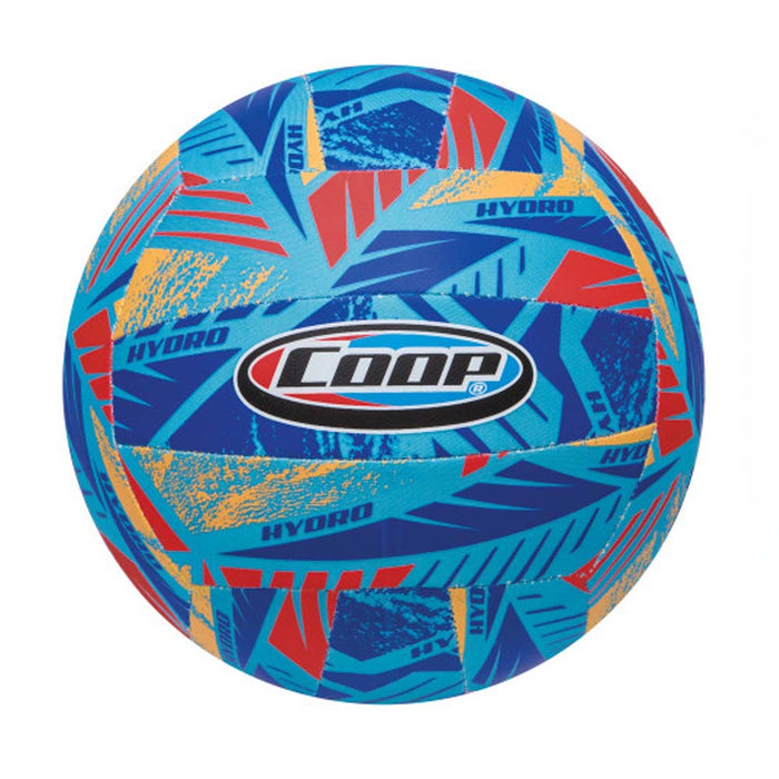 Coop Waterproof Hydro Volleyball - Colors May Vary