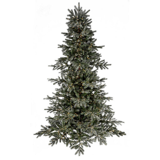 Albany Frost  7.5 Ft. Pre-Lit Permanent Christmas Tree (21,203 MM LED)