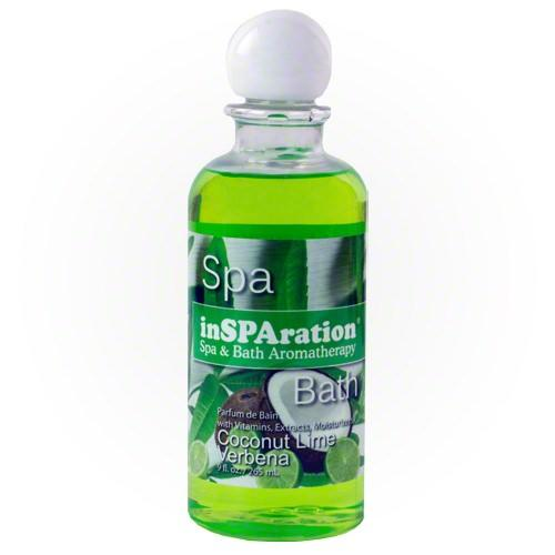 inSPAration Spa and Bath Aromatherapy - Coconut Lime Verbena