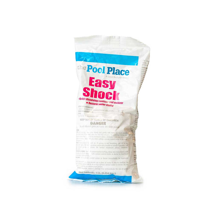Pool Place Easy Shock Dichlor - 1 Lb