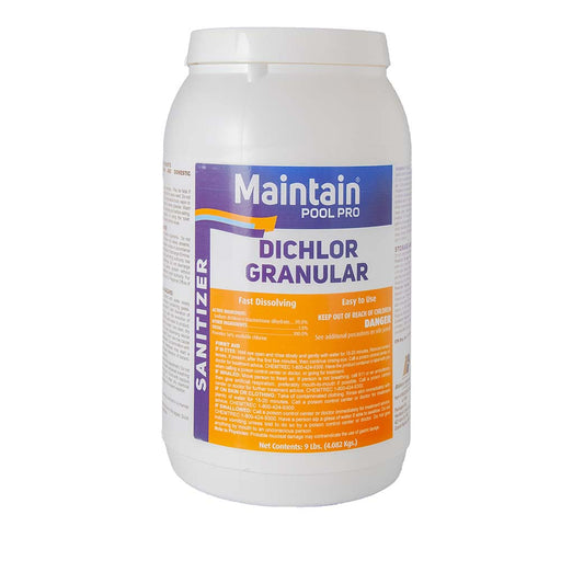 Maintain Granular Dichlor 9 Lbs.