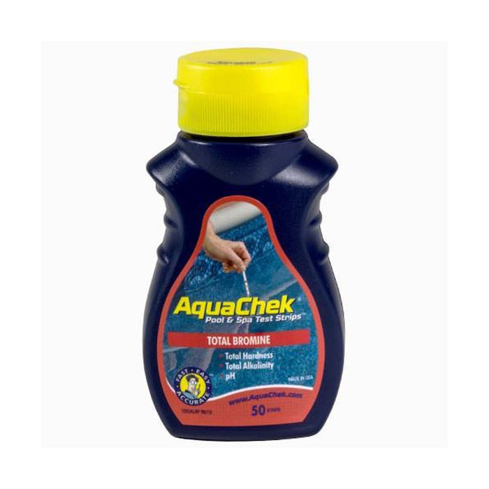 Aquacheck 4 in 1 Bromine Test Strips