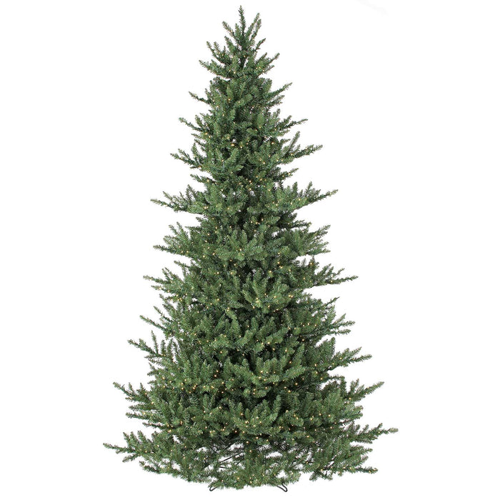 Oslo Spruce 7.5' Permanent Christmas Tree (1620 LED CL)