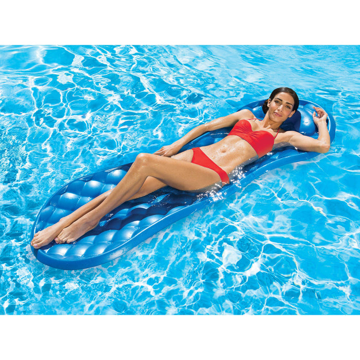 Aquaria Cool Pool Float - Aqua