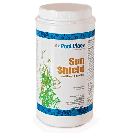 Pool Place SunShield Stabilizer - 4 Lbs.
