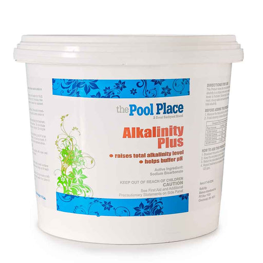 Pool Place Alkalinity Plus - 25 Lbs.