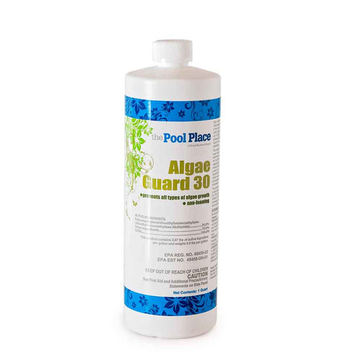 Pool Place Algae Gaurd 30 - 1 Qt.