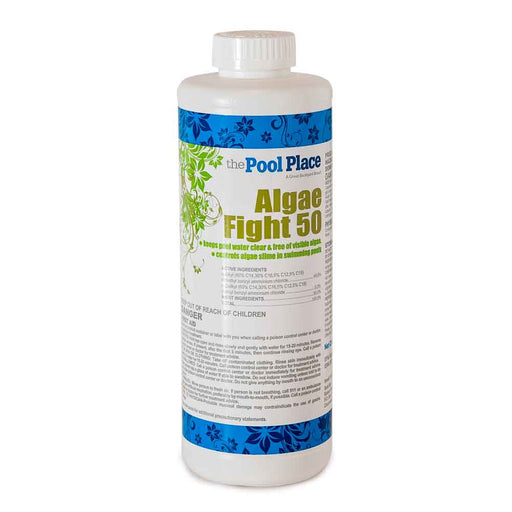 Pool Place Algae Fight 50 - 1Qt.