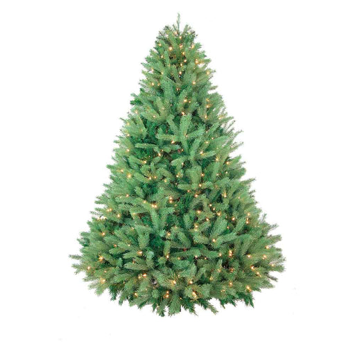 Teton Fir 7.5' Permanent Christmas Tree (1,200 Staylit CL)