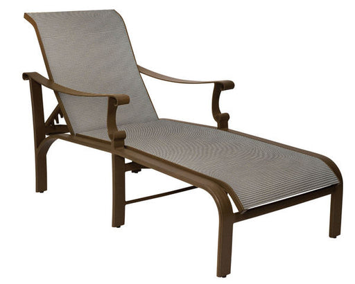 Bungalow Adjustable Sling Chaise Lounge