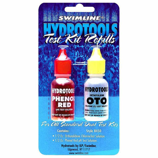 Chlorine Test Oto/Phenol Red Solution 4 oz