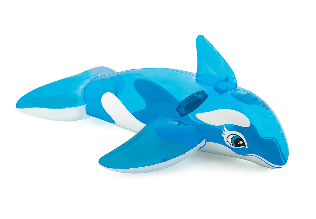 Lil' Whale Ride-On Pool Float