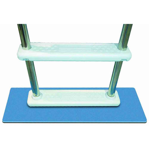 "HydroTools Protective Pool Ladder Mat and Pool Step Pad (9""x24"")"