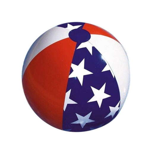 Americana Inflatable Beach Ball Pool Toy