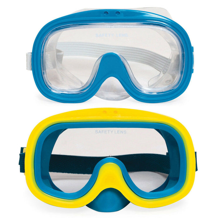 Mini Aviator Child Swim Mask