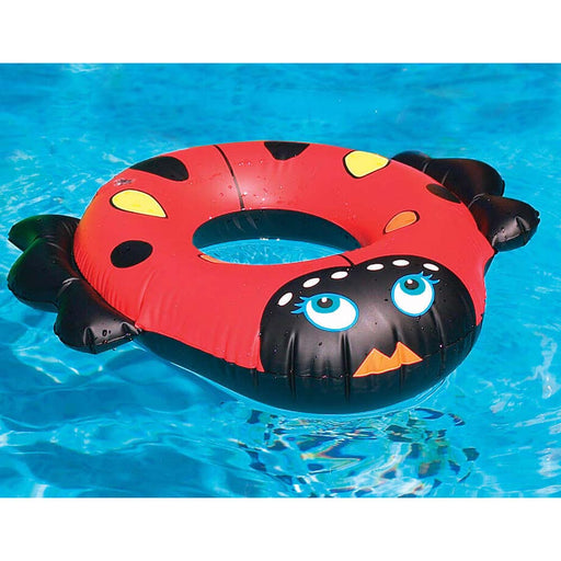 "Animal Head 24"" Ring Pool Tube Float"