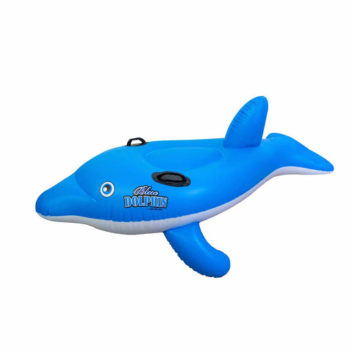 Dolphin Ride-On Inflatable Pool Float