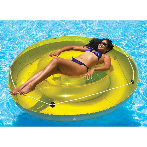 Sun Tan Lounger 6 Ft. Island Float