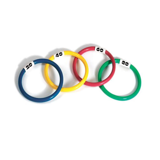Graduated Dive Rings
