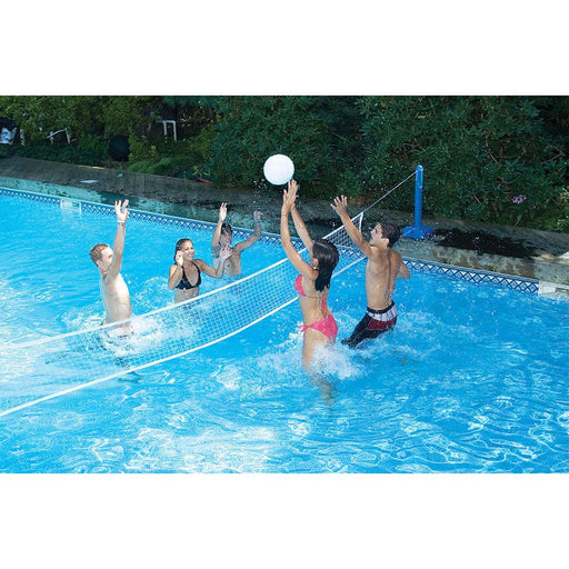 In Ground Pool Volleyball Net & Game