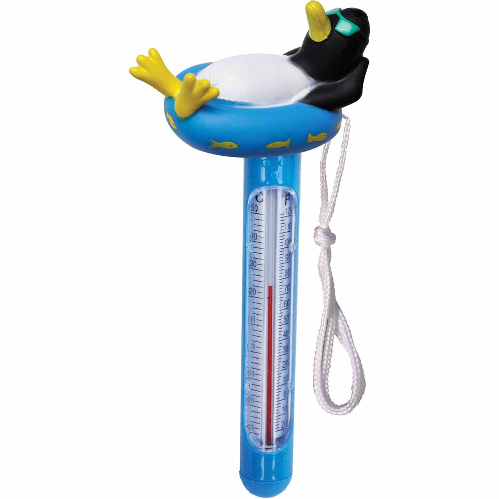 Penguine Pool & Hot Tub Thermometer