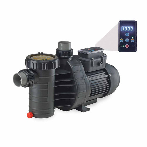 Above Ground 1 HP 2 Speed Pool Pump