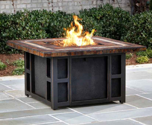 Springfield Gas Fire Pit