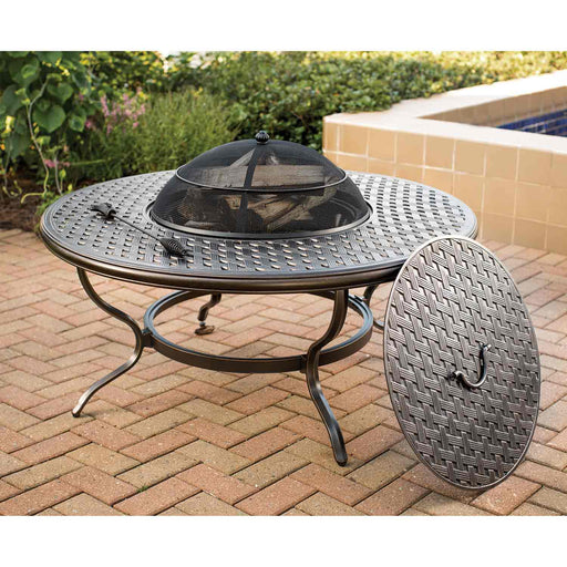 Madison Wood Burning Fire Pit