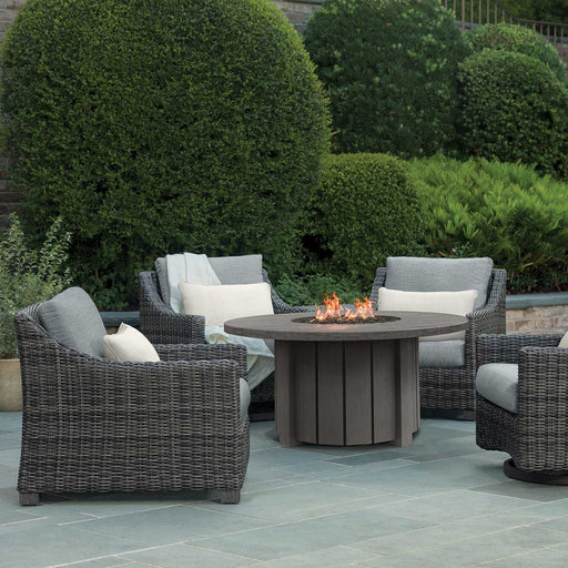 Avallon Patio Fire Pit Set
