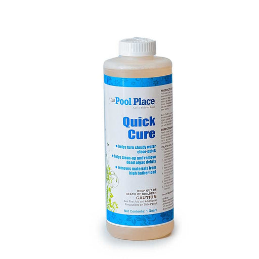 Pool Place Quick Cure 1Qt.