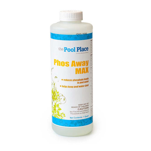 Pool Place Phos Away Max 1Qt.