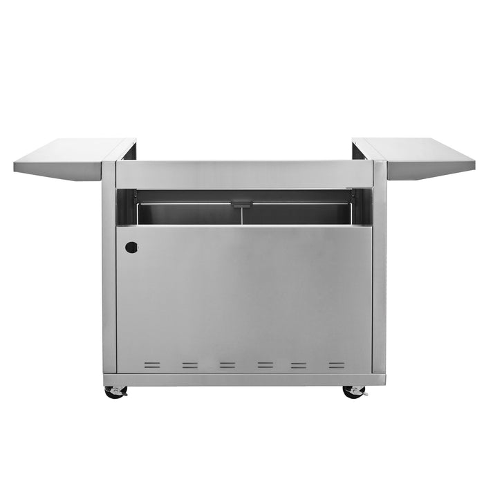 "Grill Cart For Blaze 32"" 4-Burner Gas Grill"