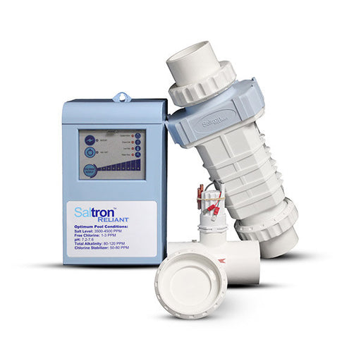 Solaxx Reliant Inline Salt System With Temp Sensor