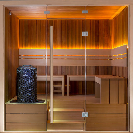 Deco Traditional Steam Sauna