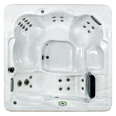 Garden Wisteria Spa & Hot Tub by Artesian Spas