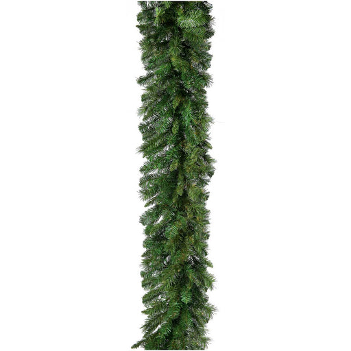 "New Zealand 9'x14"" Christmas Garland (Unlit) by Regency Trees - GNZ914"