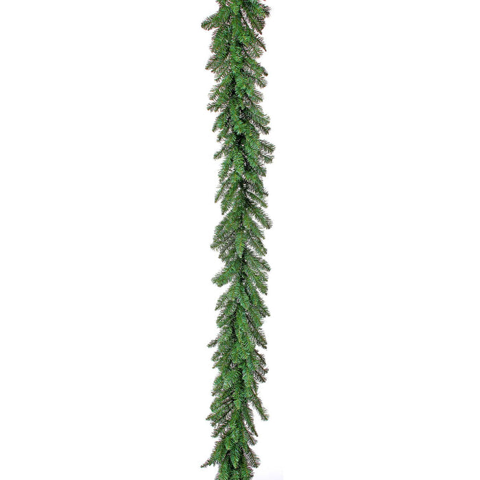 "Thunder Bay 9'x12""  Christmas Garland (Unlit) by Regency Trees - GTB912"