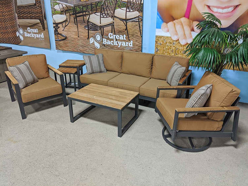 Hixson Outdoor Sofa Set by NCI North Cape International