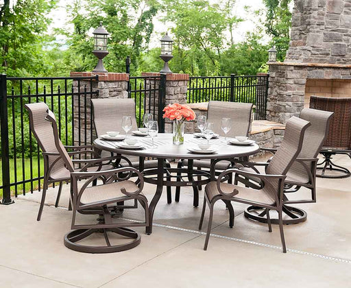 Key Largo Outdoor Dining Set by Great Backyard Place